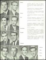 1961 St. Edward High School Yearbook Page 62 & 63