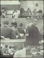 1961 St. Edward High School Yearbook Page 80 & 81