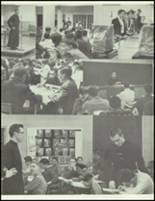 1961 St. Edward High School Yearbook Page 88 & 89