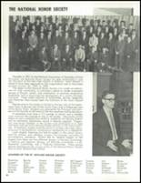1961 St. Edward High School Yearbook Page 92 & 93