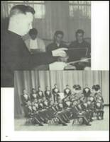 1961 St. Edward High School Yearbook Page 94 & 95