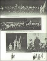 1961 St. Edward High School Yearbook Page 98 & 99