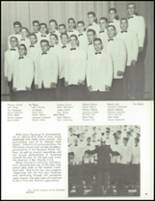 1961 St. Edward High School Yearbook Page 100 & 101
