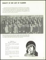 1961 St. Edward High School Yearbook Page 102 & 103