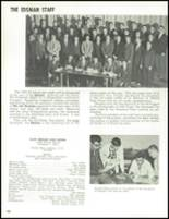 1961 St. Edward High School Yearbook Page 104 & 105