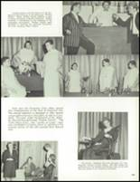 1961 St. Edward High School Yearbook Page 108 & 109