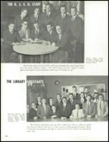 1961 St. Edward High School Yearbook Page 110 & 111