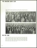 1961 St. Edward High School Yearbook Page 116 & 117