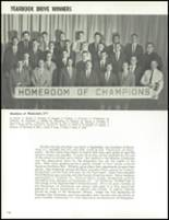 1961 St. Edward High School Yearbook Page 118 & 119