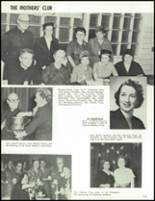 1961 St. Edward High School Yearbook Page 120 & 121