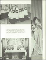 1961 St. Edward High School Yearbook Page 122 & 123