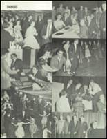 1961 St. Edward High School Yearbook Page 124 & 125