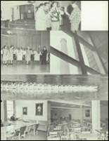 1961 St. Edward High School Yearbook Page 128 & 129