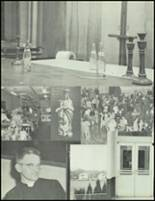 1961 St. Edward High School Yearbook Page 130 & 131