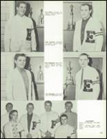1961 St. Edward High School Yearbook Page 136 & 137