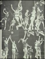 1961 St. Edward High School Yearbook Page 150 & 151