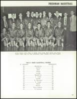 1961 St. Edward High School Yearbook Page 152 & 153