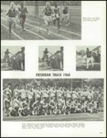1961 St. Edward High School Yearbook Page 154 & 155