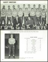 1961 St. Edward High School Yearbook Page 156 & 157