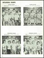 1961 St. Edward High School Yearbook Page 160 & 161