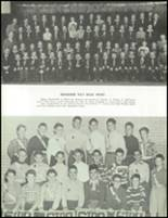 1961 St. Edward High School Yearbook Page 162 & 163