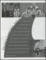 2008 Ionia High School Yearbook Page 20 & 21