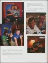 2008 Ionia High School Yearbook Page 166 & 167