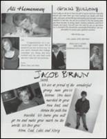 2008 Ionia High School Yearbook Page 176 & 177