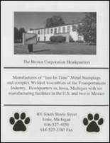 2008 Ionia High School Yearbook Page 186 & 187