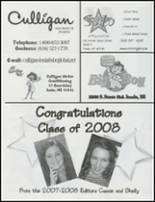2008 Ionia High School Yearbook Page 208 & 209