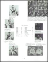 1962 Akron High School Yearbook Page 22 & 23