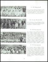 1962 Akron High School Yearbook Page 24 & 25