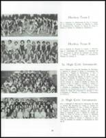 1962 Akron High School Yearbook Page 28 & 29