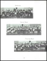 1962 Akron High School Yearbook Page 32 & 33