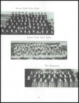 1962 Akron High School Yearbook Page 34 & 35