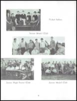 1962 Akron High School Yearbook Page 38 & 39