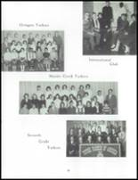 1962 Akron High School Yearbook Page 40 & 41