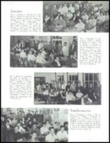 1962 Akron High School Yearbook Page 58 & 59