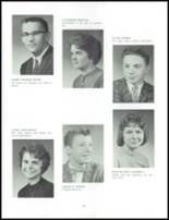 1962 Akron High School Yearbook Page 80 & 81