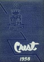1958 Yearbook St. Ursula Academy