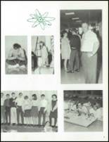 1968 Sturgis High School Yearbook Page 12 & 13