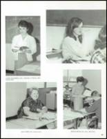 1968 Sturgis High School Yearbook Page 36 & 37