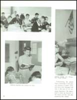 1968 Sturgis High School Yearbook Page 42 & 43