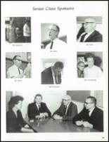 1968 Sturgis High School Yearbook Page 60 & 61
