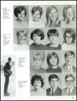 1968 Sturgis High School Yearbook Page 66 & 67