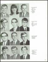 1968 Sturgis High School Yearbook Page 68 & 69