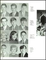 1968 Sturgis High School Yearbook Page 70 & 71