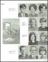 1968 Sturgis High School Yearbook Page 74 & 75