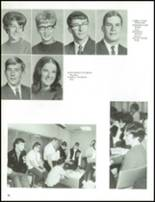1968 Sturgis High School Yearbook Page 78 & 79