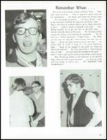 1968 Sturgis High School Yearbook Page 86 & 87
